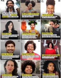 Mulheres, negros e trans vereadores 3