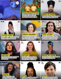 Mulheres, negros e trans vereadores 4