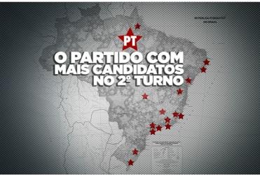O PT no Brasil