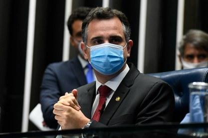 e do Senado, Rodrigo Pacheco - DEM/MG
