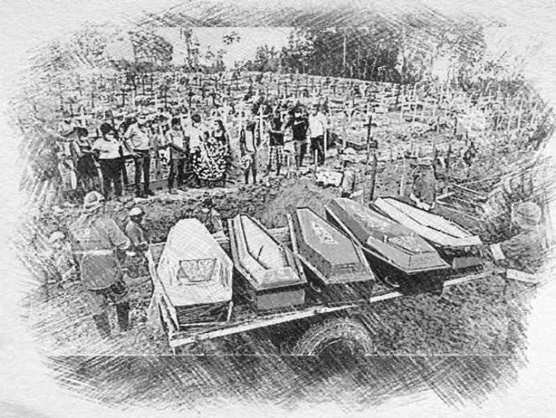 Colapso cemitérios -RedePará