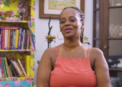 Eliane Alves Cruz - escritora - doc Ismael dos Anhos