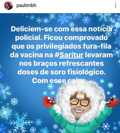 Paulinho - Saritur