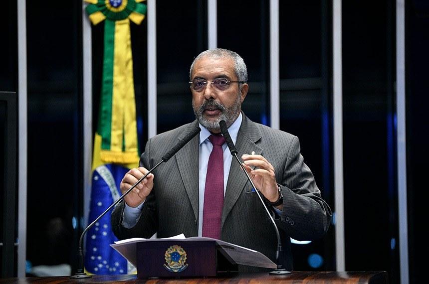 Paulo Paim, PT - foto Pedro França-Agência Senado