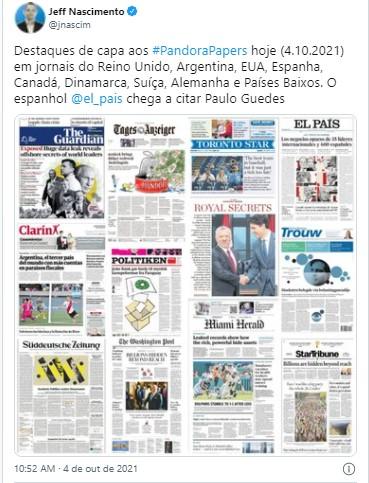 cobertura pandorapapers internacional